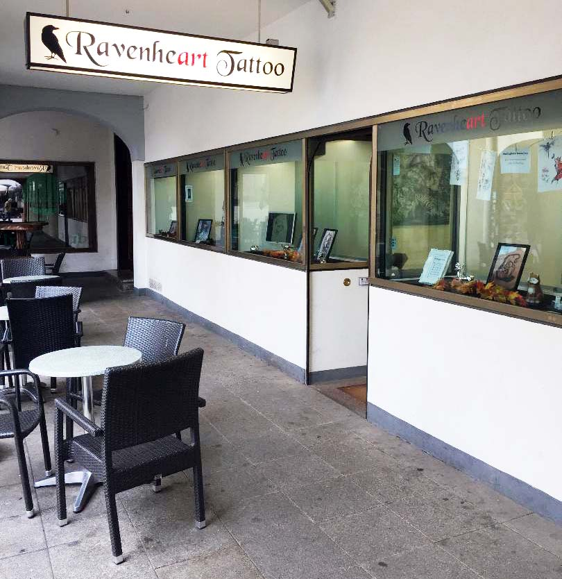 Tattoo Studio in Ludwigsburg
